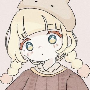 かわいい女の子アイコン