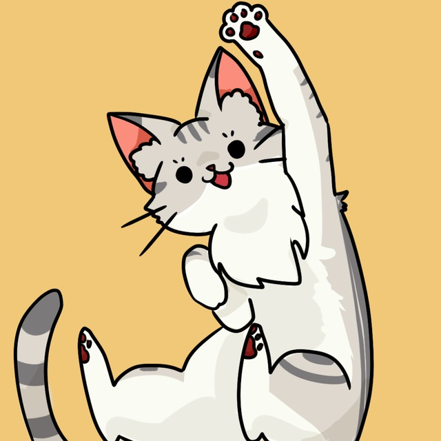 猫ちゃん描きます!