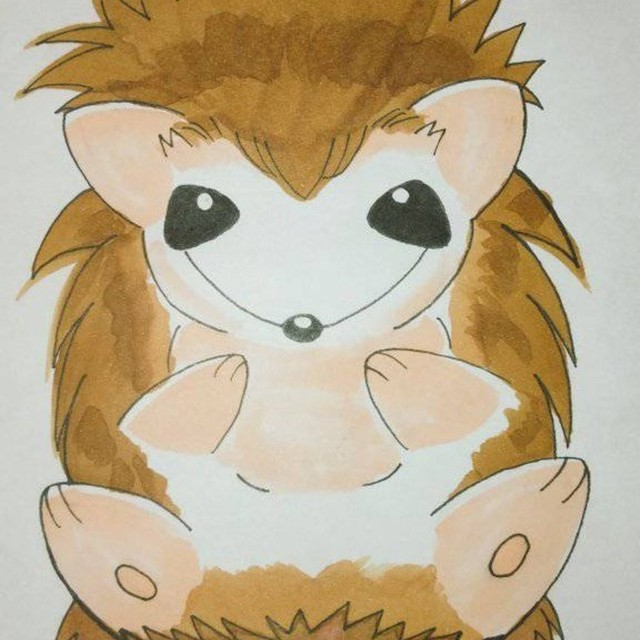小動物のイラスト描きます