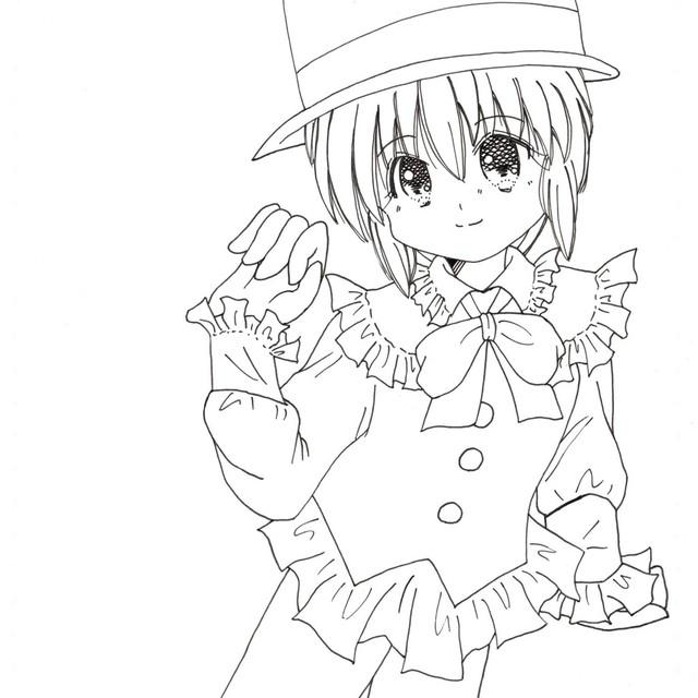 版権、創作キャラクターイラストを描かせて頂きます。