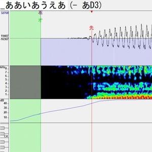 UTAUの原音設定・ノイズ除去