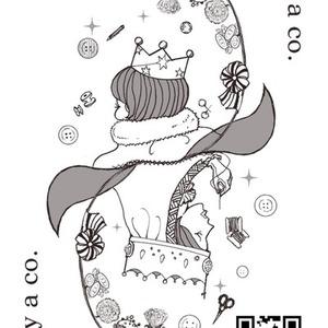 ショップカード(名刺)デザイン