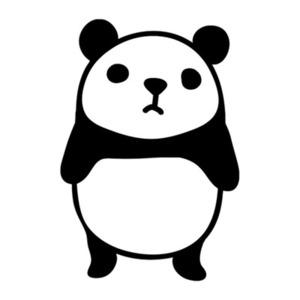 【FaceRig用アバター】【動物】パンダ