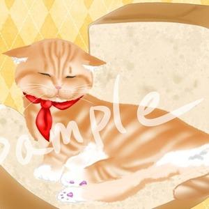 愛猫ちゃん描きます