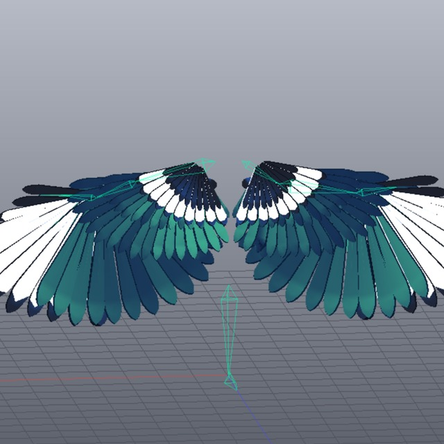 MMD用アクセサリー3Dモデリングをします