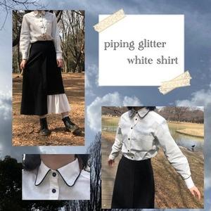 服飾学生が既存の型紙から服・小物を縫製をします