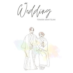 ウェルカムボード(wedding)