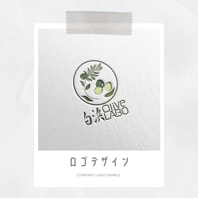 【LOGO】屋号からロゴまで、プロがデザインします!