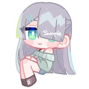 デフォルメキャライラスト作成【シンプル】