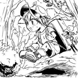 1ページから漫画描きます