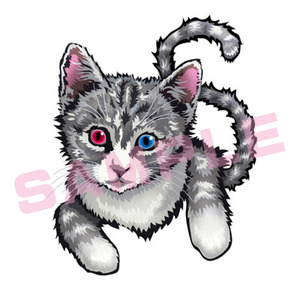 美大卒デザイナーがペットや動物のイラストを描きます
