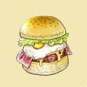 【最短2日】食べ物や料理の絵を描きます