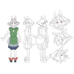 メニュー①キャラクターデザイン